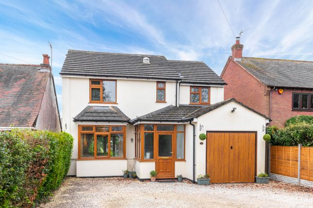 Thumbnail Detached house for sale in Lowbrook Lane, Tidbury Green, Solihull