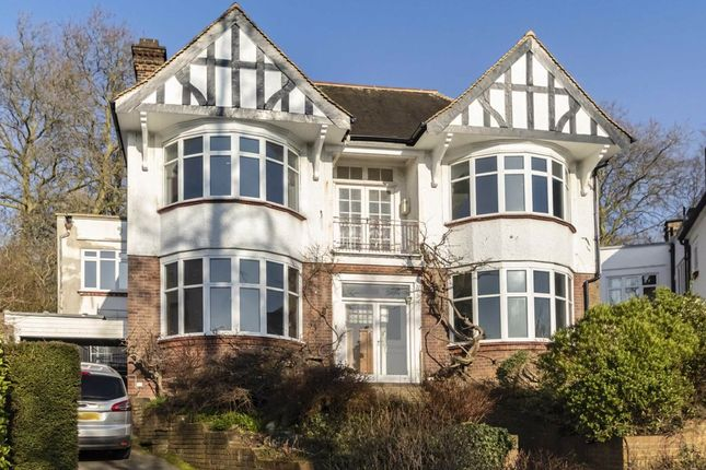 Thumbnail Detached house to rent in Holly Lodge Gardens, London