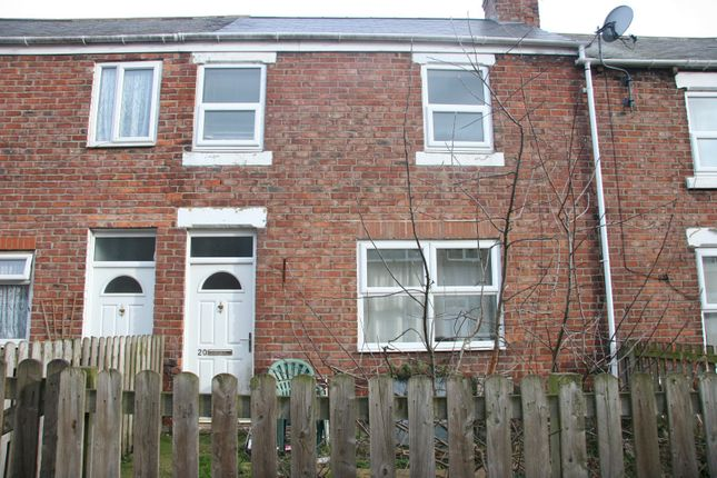 Thumbnail Terraced house for sale in George Street, Ashington, Northumberland
