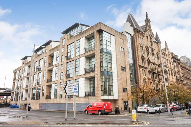 Thumbnail Flat to rent in Carnoustie Street, Glasgow