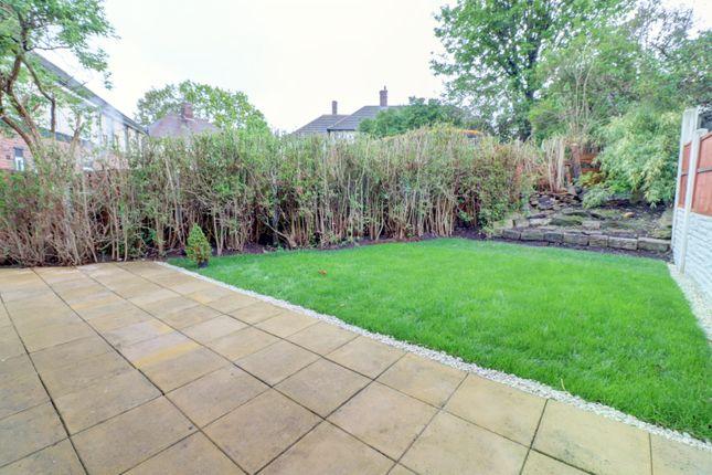 Rear Garden of Nethershire Lane, Sheffield S5