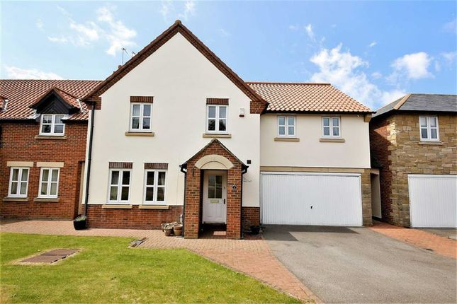 Thumbnail Link-detached house for sale in The Fold, Burdon, Sunderland