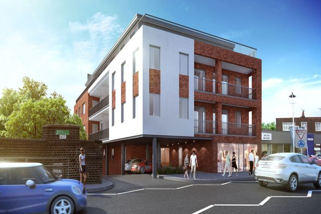 Thumbnail Flat for sale in The Cube High Road, Chigwell