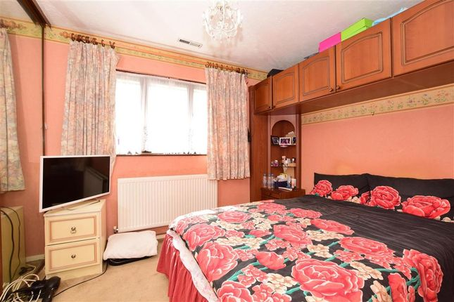 Thumbnail End terrace house for sale in Crucible Close, Romford, Essex