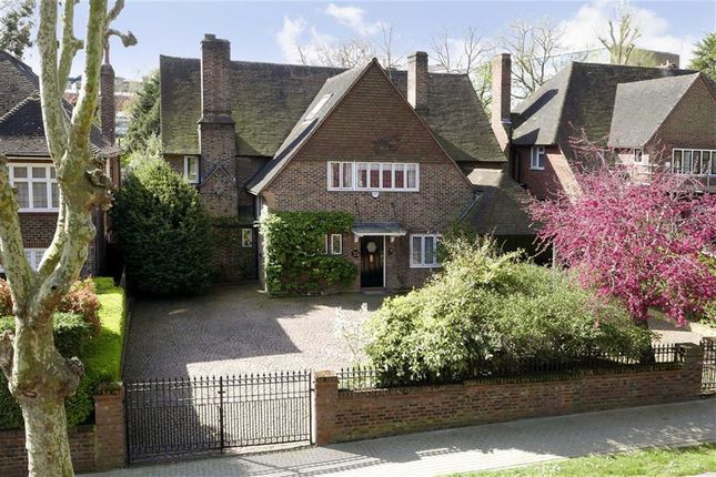 Thumbnail Detached house for sale in Westleigh Avenue, Putney