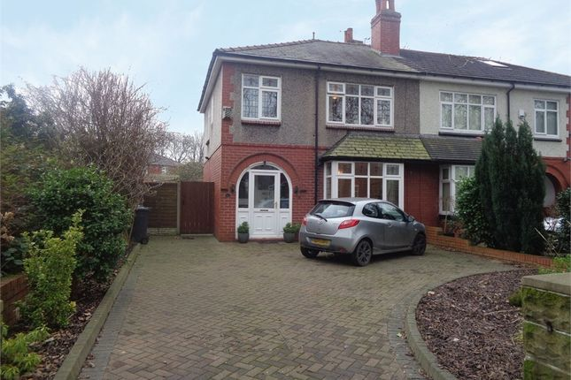 3 bed semi-detached house for sale in The Drive, Bury, Lancashire