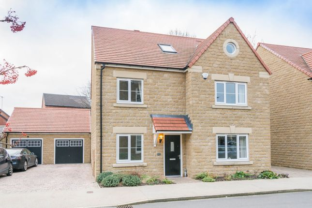Thumbnail Detached house for sale in Bluecoat Rise, Sheffield