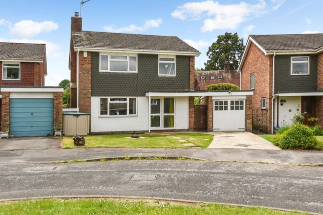 3 bed detached house for sale in Copse Close, Liss GU33