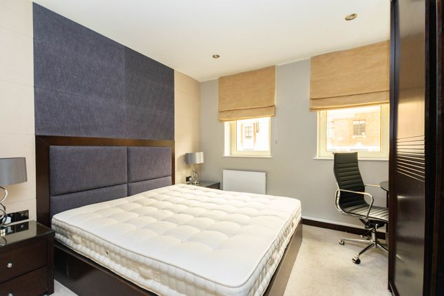 Bedroom of Apartment 507, 47, Park Square East, Leeds LS1