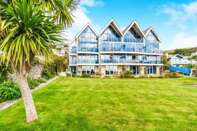 Thumbnail Flat for sale in Beach Hill, Downderry, Torpoint