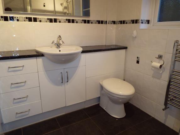 Shower Room of Edward Street, Bamber Bridge, Preston, Lancashire PR5