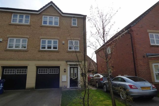 Thumbnail Property for sale in Pilgrim Approach, Gainsborough