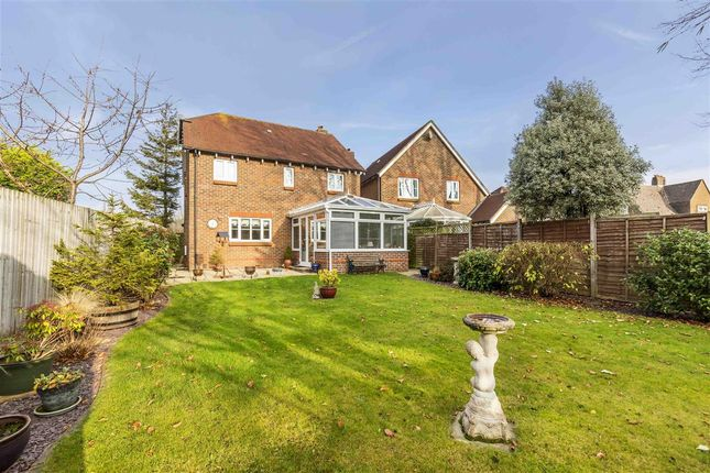Thumbnail Detached house for sale in Abbots Close, Boxgrove, Chichester