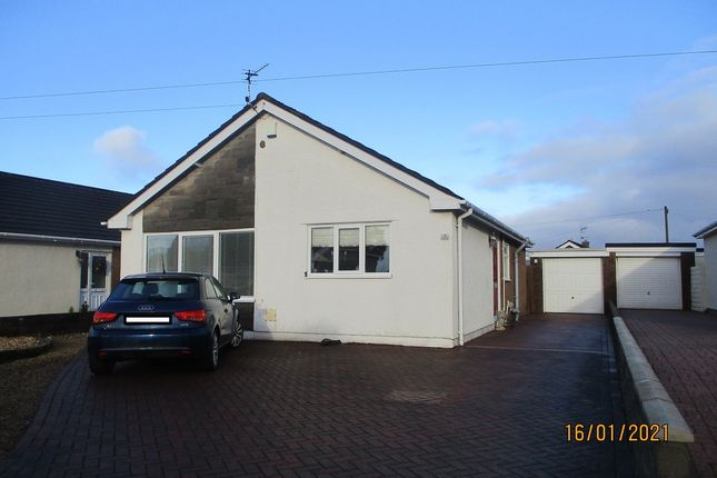 3 bed detached bungalow for sale in Teal Close, Nottage, Porthcawl CF36
