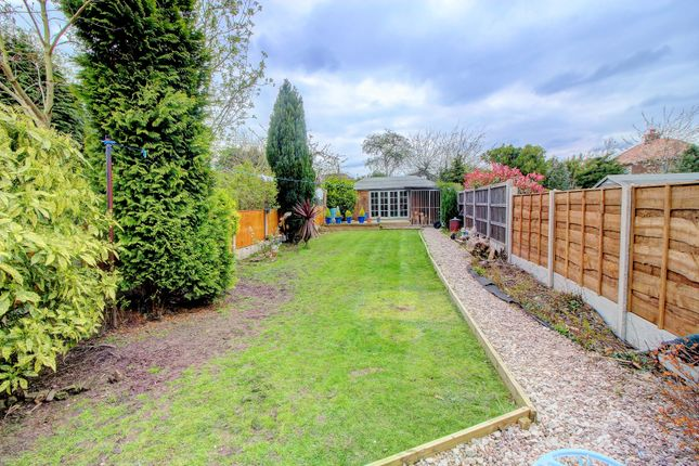 Rear Garden of Oakdene Avenue, Heald Green, Cheadle SK8