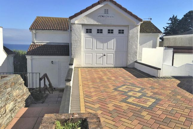 Thumbnail Detached house to rent in Meadway, Plaidy, Looe