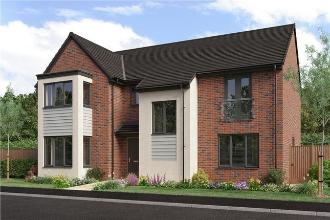 """Thumbnail Detached house for sale in """"The Rosebury"""" at Bristlecone, Sunderland"""