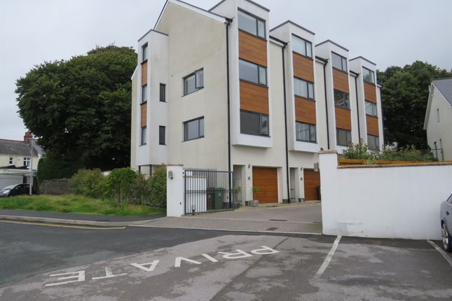 Thumbnail End terrace house for sale in Verden Close, Peverell, Plymouth