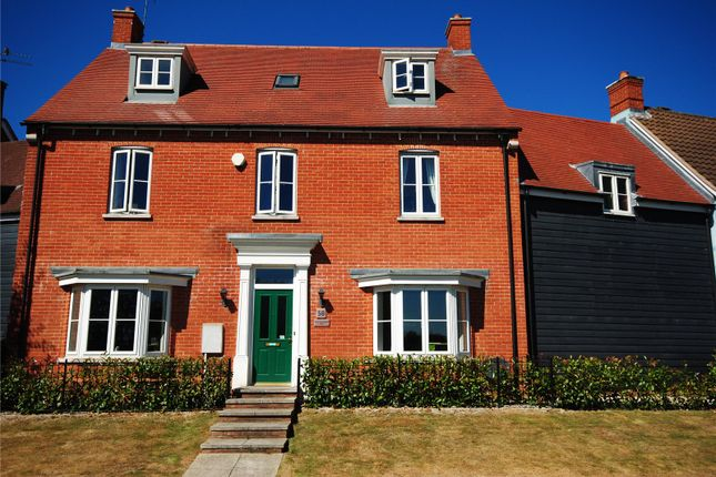 Thumbnail Detached house for sale in West Hanningfield Road, Great Baddow, Chelmsford, Essex
