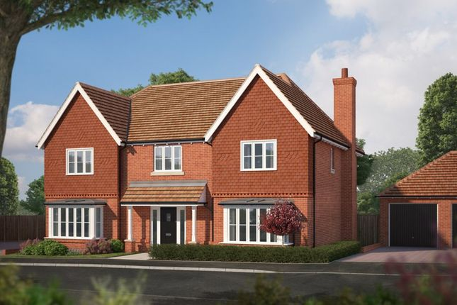 "Thumbnail Detached house for sale in ""The Ruislip"" at Park Road, Hagley, Stourbridge"