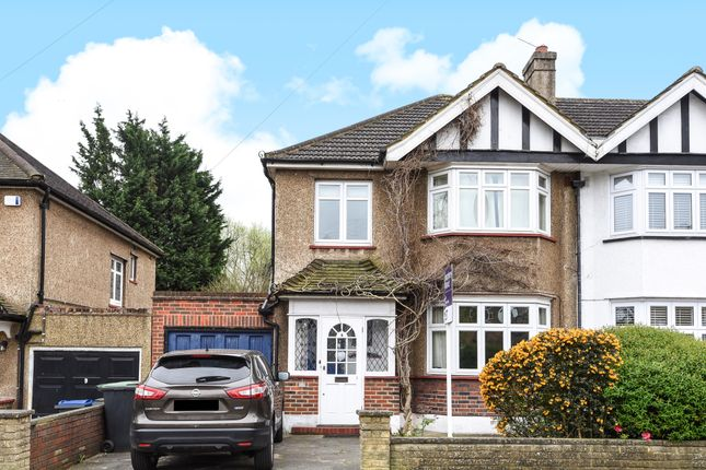 Thumbnail Property to rent in Herne Road, Surbiton