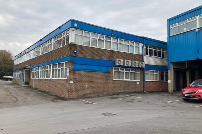 Thumbnail Industrial to let in Robson Handling Technology, Coleford Road, Darnall, Sheffield