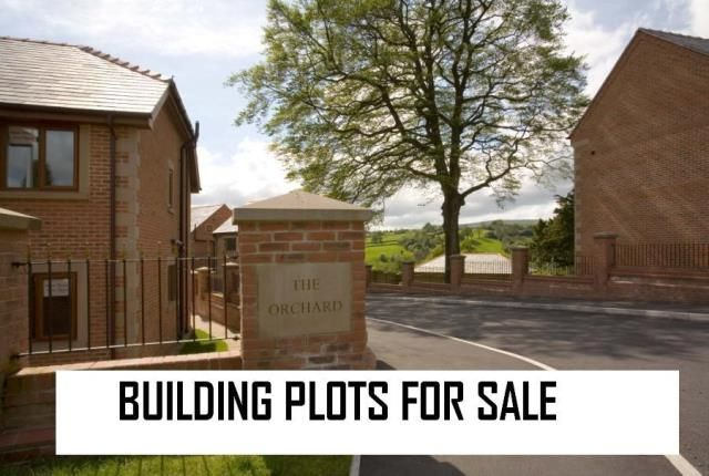 Thumbnail Detached house for sale in The Orchard, Barrowford, Nelson, Lancashire