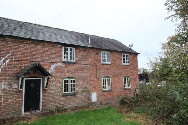 Thumbnail Property to rent in Nook Lane, Bronington, Whitchurch