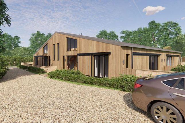 Thumbnail Semi-detached house for sale in Little Rissington, Cheltenham