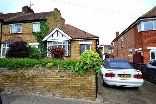 Thumbnail Semi-detached bungalow for sale in Charles Road, Ramsgate, Kent