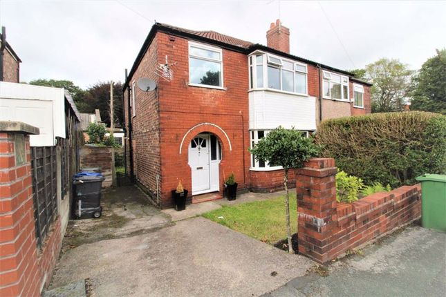 Thumbnail Semi-detached house to rent in Chandos Road, Manchester, Prestwich
