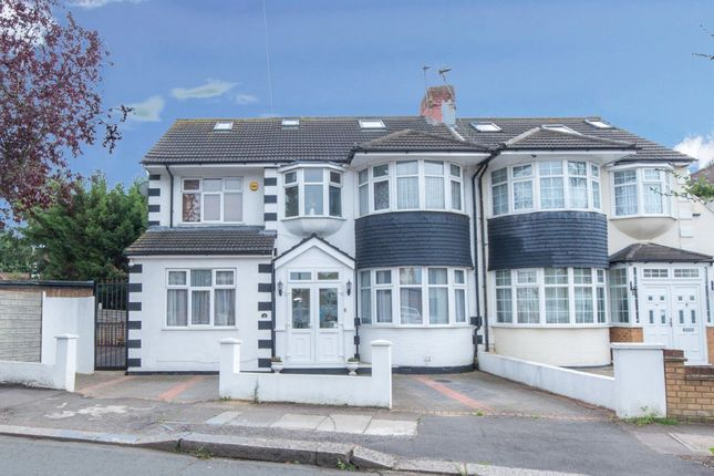 Thumbnail Semi-detached house for sale in Brinkworth Road, Ilford, London