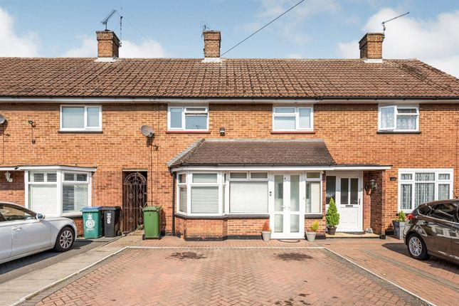 Thumbnail Terraced house for sale in Blackthorn Close, Watford