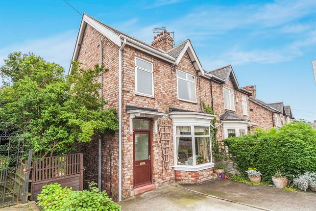 Thumbnail Semi-detached house for sale in Grange Avenue, Grangefield, Stockton-On-Tees