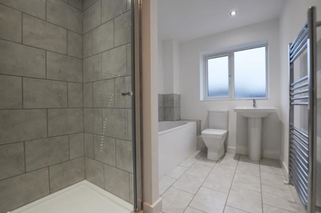 Bathroom of Ross Road, Northampton NN5