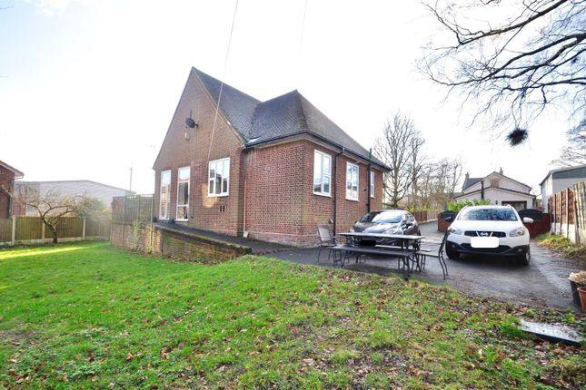Thumbnail Detached bungalow for sale in Stalybridge Road, Mottram, Hyde