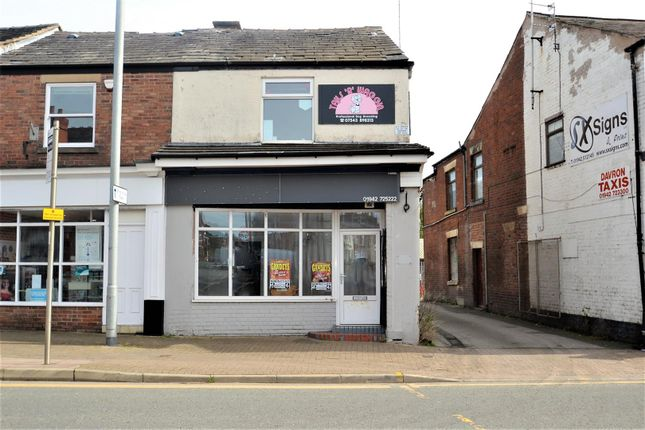 Front Aspect of High Street, Golborne, Warrington WA3