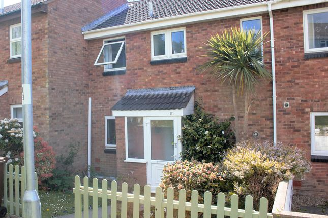 3 bed terraced house for sale in Lower Park Drive, Plymouth PL9