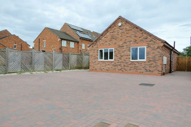 Thumbnail Detached bungalow for sale in Ashcroft Close, Edlington, Doncaster