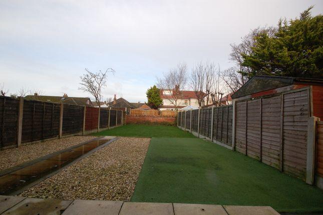 Garden of Birkdale Avenue, St. Annes, Lytham St. Annes FY8