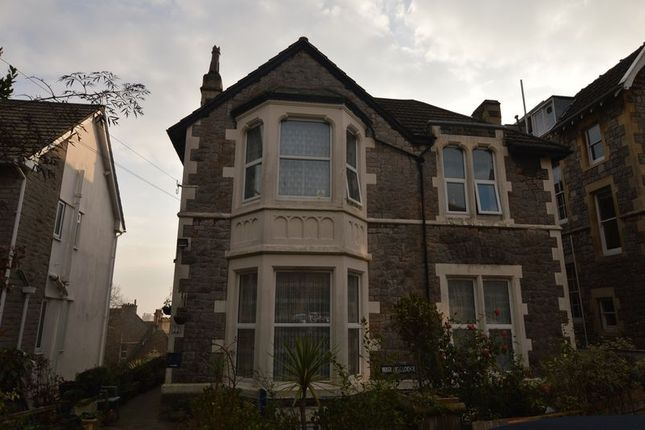 Thumbnail Flat for sale in Shrubbery Road, Weston-Super-Mare