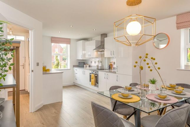 "Thumbnail End terrace house for sale in ""Ashurst"" at Jessop Court, Waterwells Business Park, Quedgeley, Gloucester"