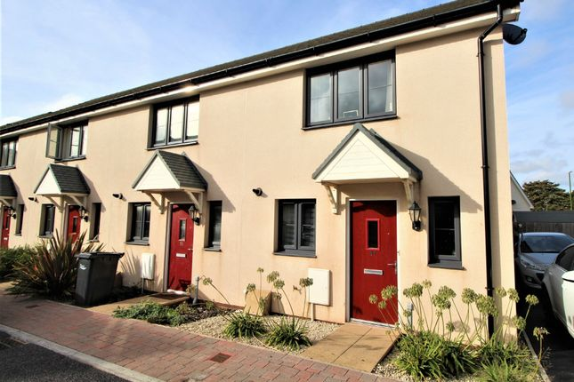 Thumbnail End terrace house for sale in Mimosa Way, Paignton
