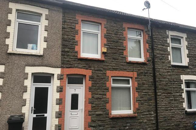 Thumbnail Terraced house to rent in Sarah Street, Merthyr Vale, Merthyr Tydfil