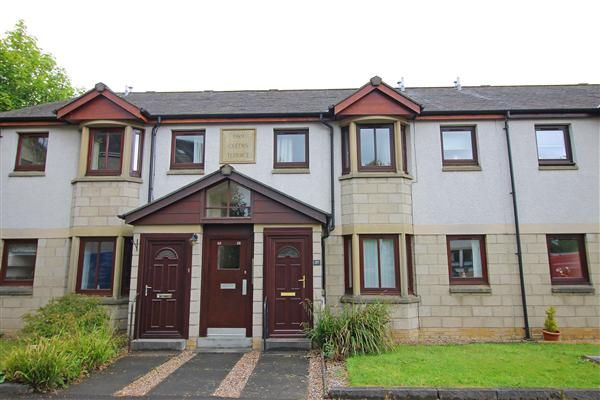 Thumbnail Flat for sale in Queens Lane, Bridge Of Allan, Stirling