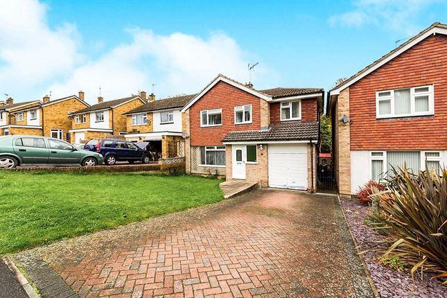 Thumbnail Detached house for sale in St. Richards Road, Crowborough