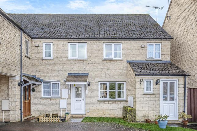 Thumbnail Terraced house for sale in Lechlade, Oxfordshire