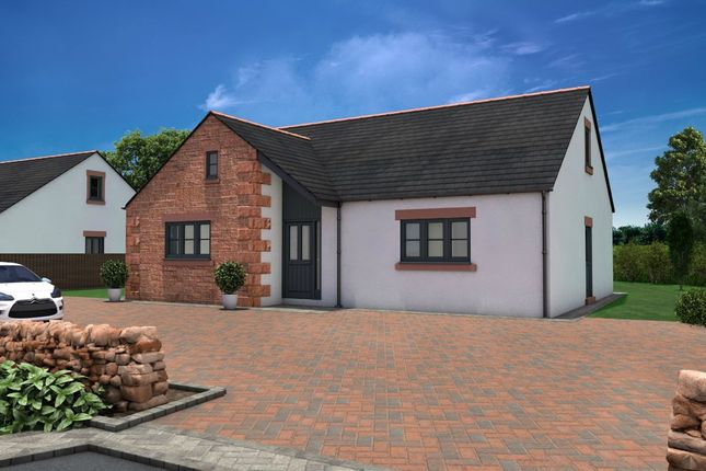 Thumbnail Detached bungalow for sale in Oak Close, Winskill, Penrith