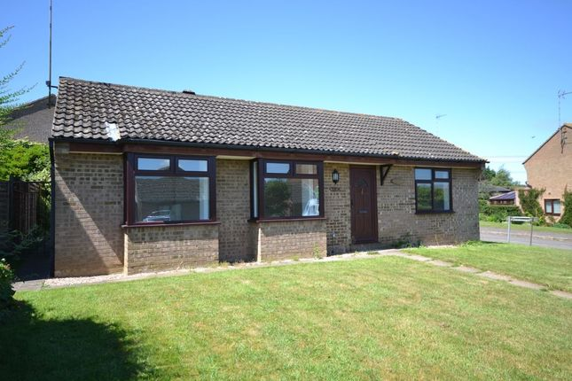 Thumbnail Bungalow to rent in Magpie Road, Towcester