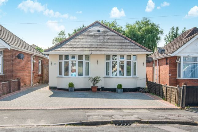 Thumbnail Detached bungalow for sale in Merridale Road, Southampton